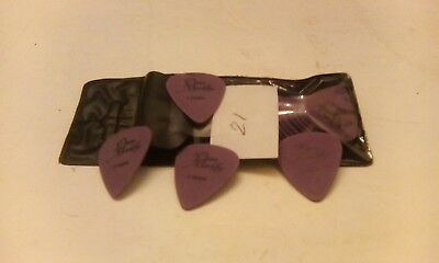 Lot of (21) Dean Markley Purple 1.14mm Guitar Picks