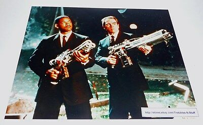 Will Smith MEN IN BLACK 8x10 Color Photograph Tommy Lee Jones NEW