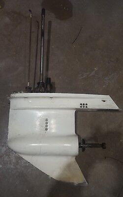 90hp 115hp johnson evinrude outboard motor gearbox