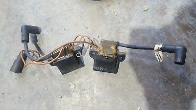 15hp 20hp 25hp 30hp 35hp Johnson evinrude  outboard coils