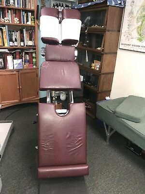 Zenith Hilo 210 Hylo Chiropractic Chiropractor Table