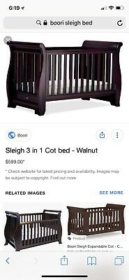Borri cot / bed