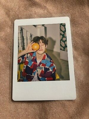 Stray Kids Unveil (Op. 2: I Am Who) Official Goods Chan Polaroid Photocard