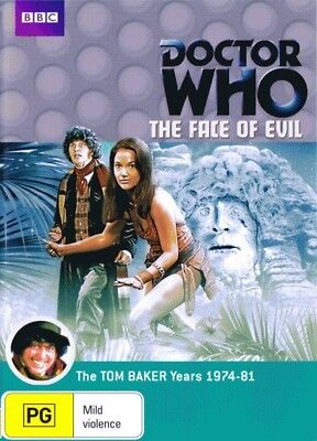 Doctor Who: The Face of Evil = NEW DVD R4