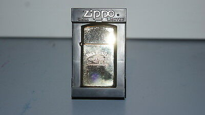 Jack Daniels Single Barrel Zippo Lighter Type 1