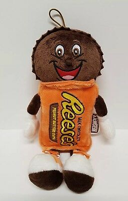Hershey's Chocolate Reese's Peanut Butter Cup Licensed Plush
