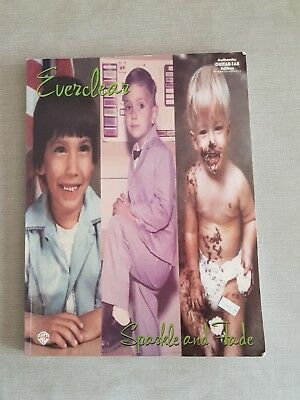 "Everclear ""Sparkle and Fade"" Tab Book"