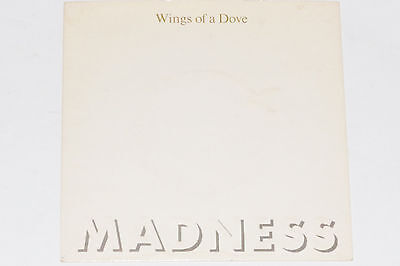 """MADNESS -Wings Of A Dove / Behind The 8 Ball- 7"""" 45"""