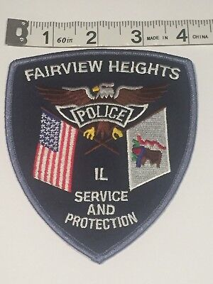 Illinois Police Patch - Fairview Heights Police Department