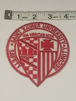 Illinois Police Patch - Saint Xavier University Security Department