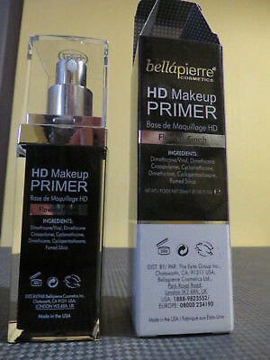 Bellapierre Hd Makeup Primer / Base De Maquillage Hd Finition Impeccable L69