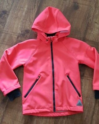 H&M kids girls jackets softshell . Size 7-8 years old.