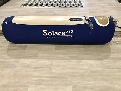 Hyperbaric Chamber Solace 210 W/Compressor