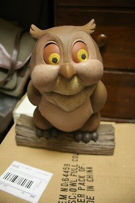 Disney Owl Garden Statue From Winnie The Pooh New In Box