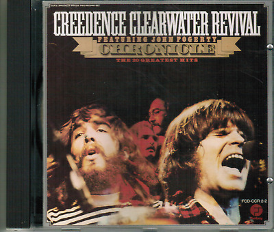 Cd - Creedence Clearwater Revival - Chronicle Vol. 1 #D37#