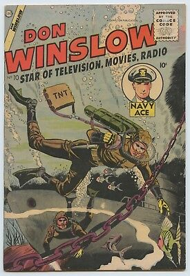 Don Winslow #70 FN 1955