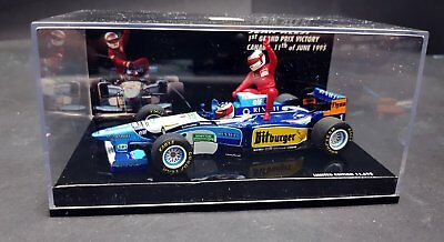 1:43...MINICHAMPS F1--431952701 Alesis 1st GP Victory Renntaxi in OVP // 4G 162