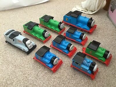 Large Selection Of Thomas And Friends Trains