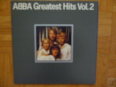 Lp Vinyl Schallplatte Abba Greatest Hits 2 The Very Best Of / Mint -