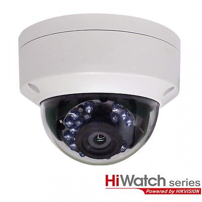 THC-D220 2MP HiWatch External Anti Vandal Dome camera with 20m IR and 2.8 or 3.6