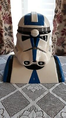 Starwars Cookie Jar, no box, mint condition
