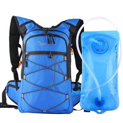 Hydration Backpack 2L Water Bladder Thermal Insulation Layer Keeps Cool Camping