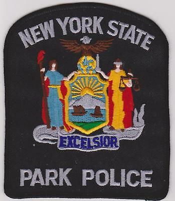 New York State Park Police State Park Ranger Police Patch