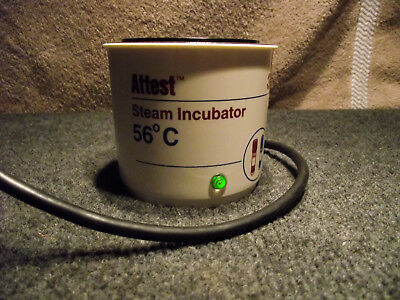 Attest Steam Incubator 56 Degrees Celsius