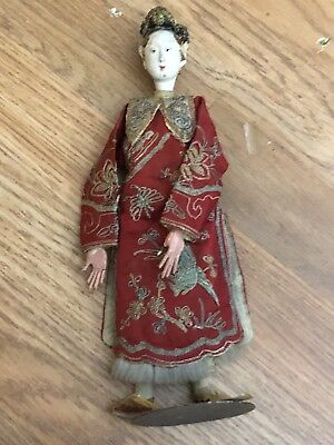 Manchu Princess Doll Oriental 1951