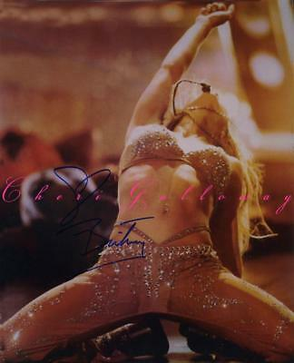 Rare Britney Spears Sexy Iconic Hand Signed Autographed Photo