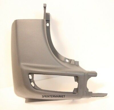 2007-2018 DODGE MERCEDES SPRINTER REAR BUMPER CORNER COVER LEFT