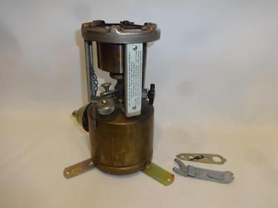 Wwii American 1945 U.s. Army Military Single Burner Camp Stove For Parts