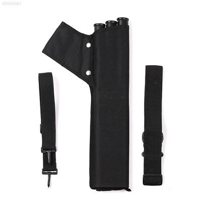 Hunting Competition Bow&Arrow 3 Tube Quivers Shoulder Type Large Capacity