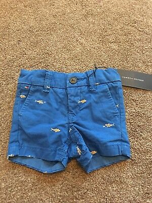 BNWT Baby Boys Tommy Hillfiger Shorts - Age 6-9 months
