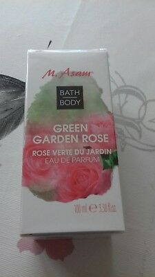 "M. Asam ""Green Garden Rose""  Parfum 100 ml   NEU/OVP"