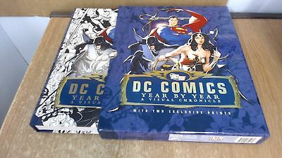 DC Comics Year by Year a Visual Chronicle (Slipcase), Alan Cowsil