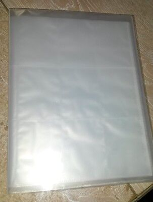 Trading card holder/binder/book holds up to 540 cards -pokemon,yu gi oh, fantasy