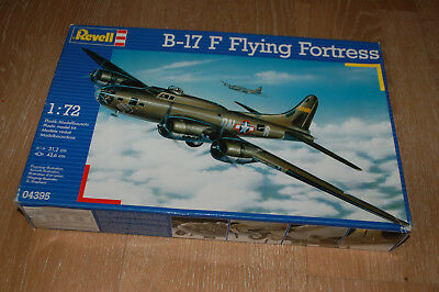 Revell 04395 B-17 F Flying Fortress 1:72 neu ovp