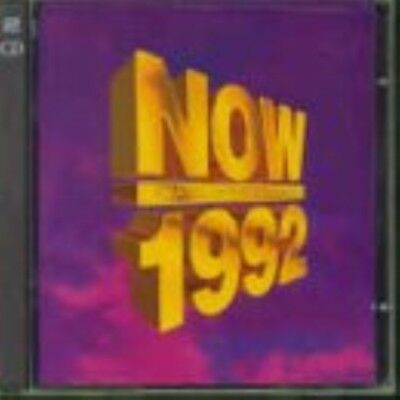 Now That's What I Call Music 1992 - 10th Anniversary New sealed Music Audio CD