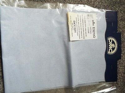 DMC Fabric - 28 Count - SKY/501 - Size 70cm x 50cm - NEW - UNOPENED