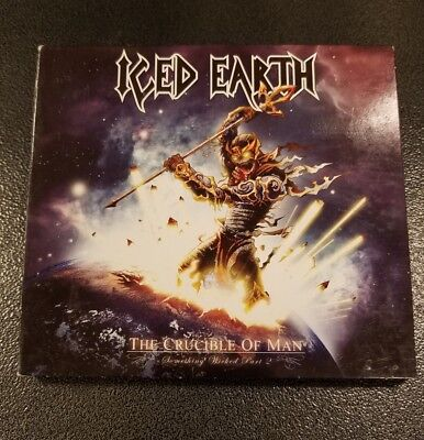 Iced Earth - The Crucible Of Man: Something Wicked, Pt. 2 Used - Very Good Cd