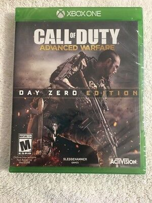 CALL OF DUTY ADVANCED WARFARE - Day Zero Edition XBOX ONE G1
