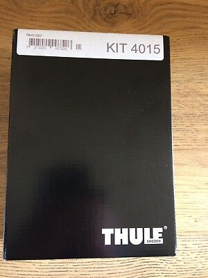 Thule Rapid fixpoint System Fitting Kit 4015 for SEAT/Altea/Ibiza/Leon/Brand New