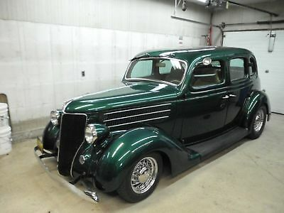 Ford: Streetrod 1936 Ford Streetrod yes it has 4 doors! made you look twice right?