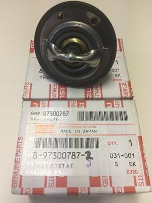 Isuzu Thermostat 8973007872 GENUINE
