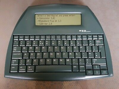 AlphaSmart NEO smart keyboard, word processor, with CoWriter 2.0