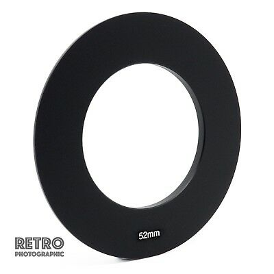 52mm Adapter Ring For Cokin P-Series Filter System - UK Stock