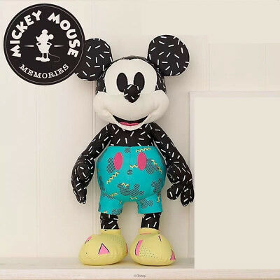 Pre-order Mickey Mouse Memories September month Plush Disney Store Limited