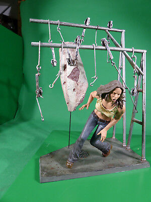 Mc Farlane Movie Maniacs Texas Chainsaw Massacre - Erin Playset Action Figure