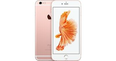 Apple iPhone 6s 32GB GSM Unlocked - Rose Gold Smartphone A1633 A9 WiFi 32 4G